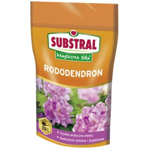 SUBSTRAL Mag.Siła do RODODENDRONÓW 350G
